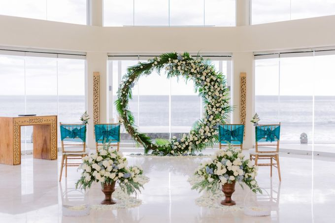 Wedding of Marvin & Lynda by The Seminyak Beach Resort & Spa - 011