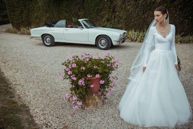 Yuliya wedding by Nicolas Laville Couture - 005
