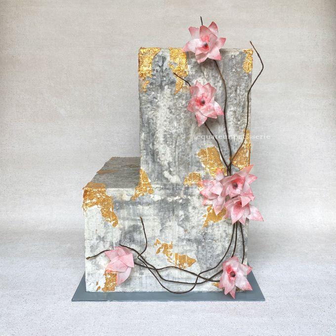 Wedding Cake by Équateur Patisserie - 003
