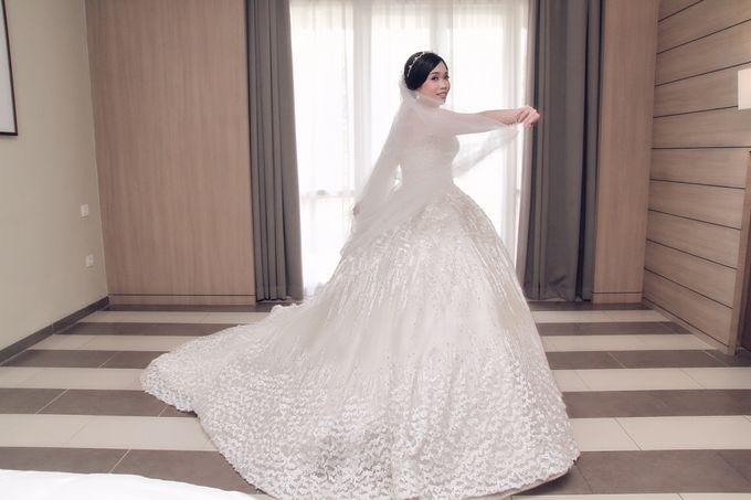 A Royal Wedding of dr. Erwin & dr. Feti by Khayim Beshafa One Stop Wedding - 011
