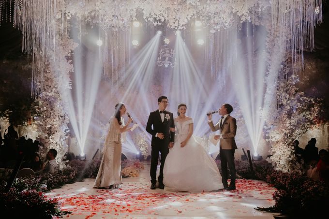 Wedding Of Erwin & Katrin by All Occasions Wedding Planner - 029