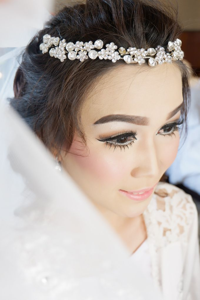 Wisnu & Misi Wedding Day by hsp indonesia - 001