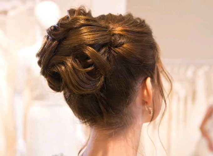 Bridal Hair by Maë Hair Specialist - 002