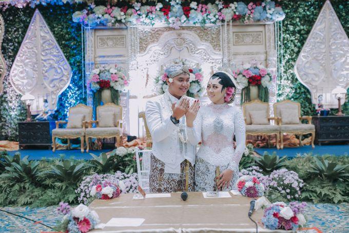 Rara & Adietya by Simple Wedding Organizer - 003