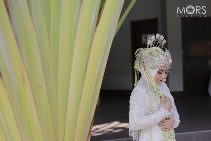 The Wedding of Laras & Adnan by MORS Wedding - 003