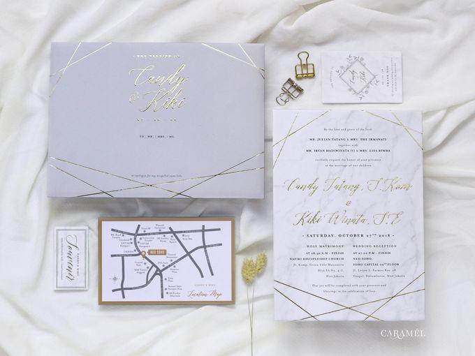 Candy + Kiki by Caramel Card - 001