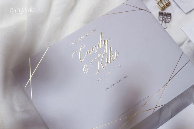 Candy + Kiki by Caramel Card - 002