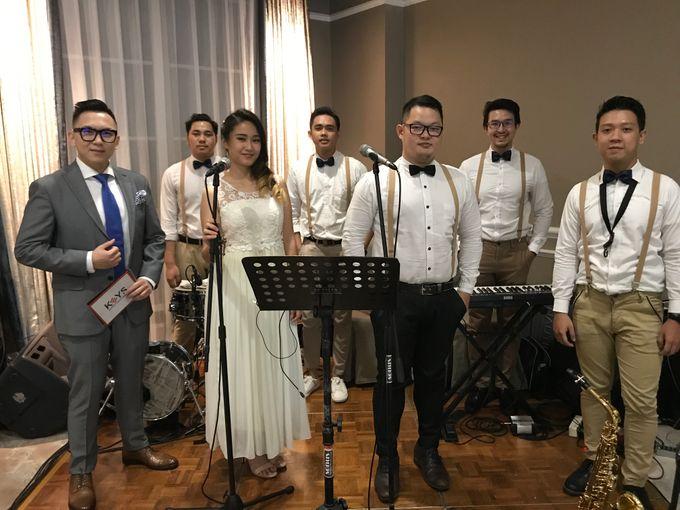 Dhafie & Anne Wedding by KEYS Entertainment - 004