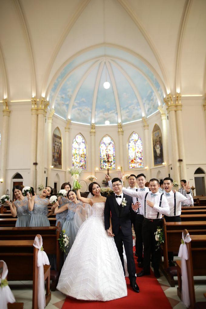 Yulianto & Lina - Wedding Day by Diorama Tailor - 029