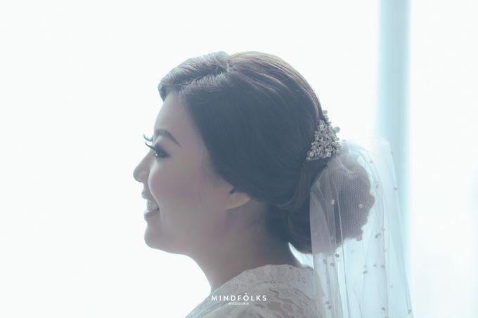 Johana dan Long by MERCANTILE PENTHOUSE WEDDING - 036
