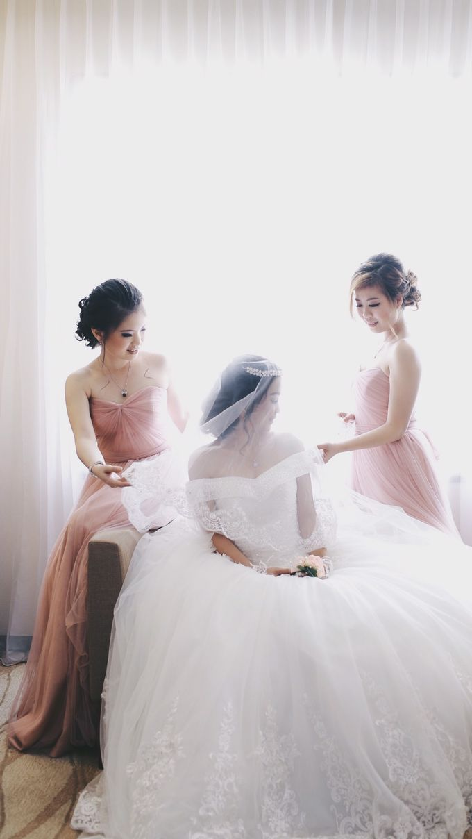 Wisnu & Misi Wedding Day by hsp indonesia - 003