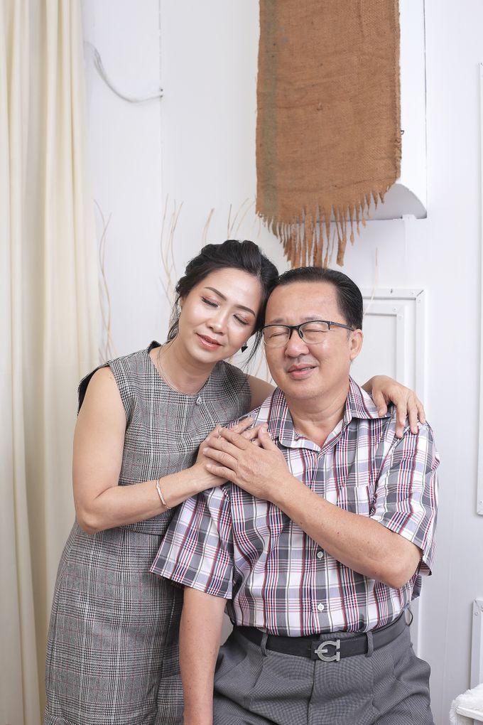 Prewedding & Postwedding Makeup by Heijuli Makeup - 001
