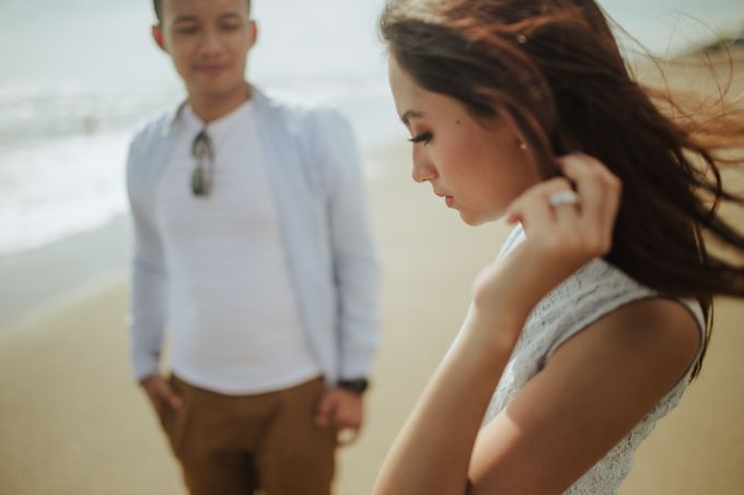 Bali Prewedding Diana & Andre by Hexa Images - 009