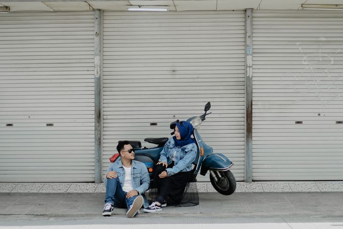 Prewedding Ayu & Amsar by Hyra Story - 014