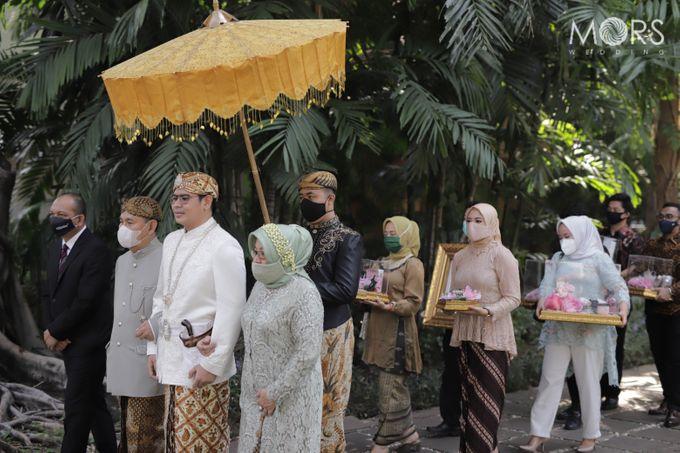 The Wedding of Laras & Adnan by MORS Wedding - 004