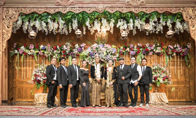WEDDING OF DIPO & SARAH by Hanny N Co Orchestra - 001