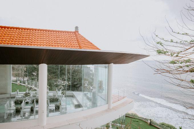 Wiwaha Chapel Wedding by Hilton Bali Resort - 009