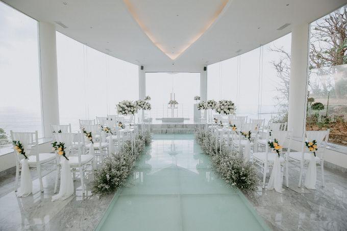 Wiwaha Chapel Wedding by Hilton Bali Resort - 005