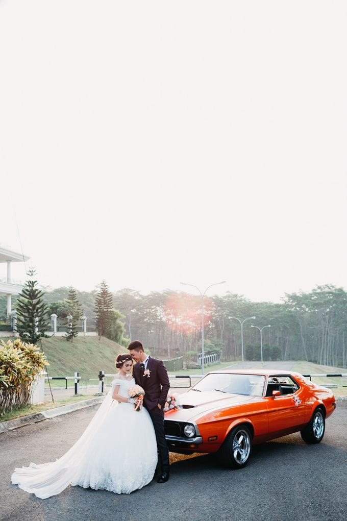Wisnu & Misi Wedding Day by hsp indonesia - 004