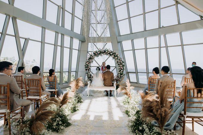 Bali Wedding of Dennis & Megan by Lentera Wedding - 001