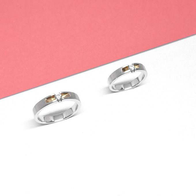 Diamond Wedding Ring eps 2 by Felicity Jewellery - 004