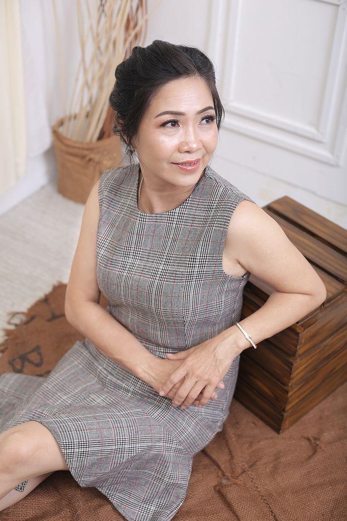 Prewedding & Postwedding Makeup by Heijuli Makeup - 005