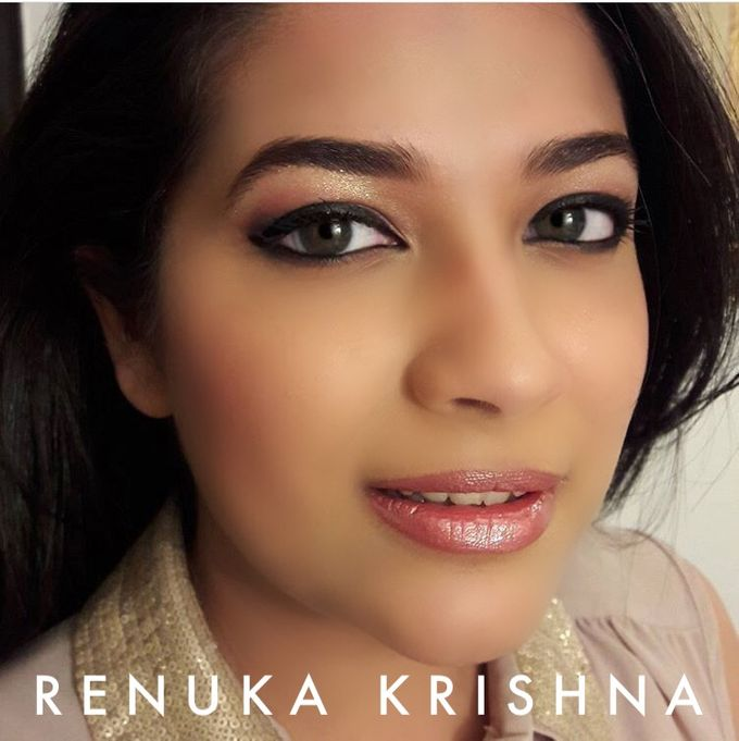 Makeup by Renuka Krishna - 044