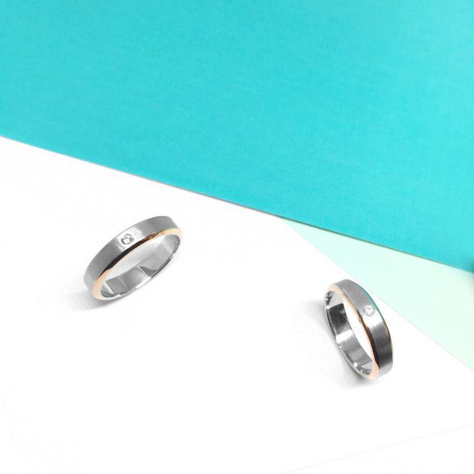 Diamond Wedding Ring eps 2 by Felicity Jewellery - 005