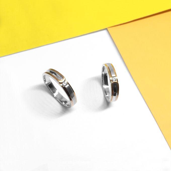 Diamond Wedding Ring eps 2 by Felicity Jewellery - 006