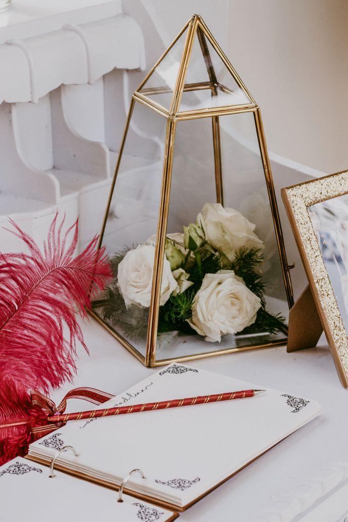 Lyn Lee Wedding by The Surga Villa Estate - 002