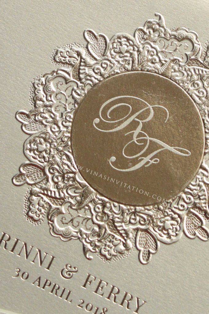 Rinni & Ferry by Vinas Invitation - 001