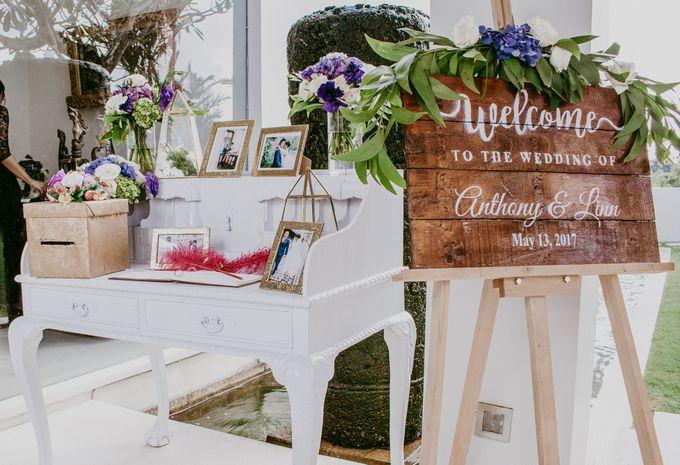 Lyn Lee Wedding by The Surga Villa Estate - 003