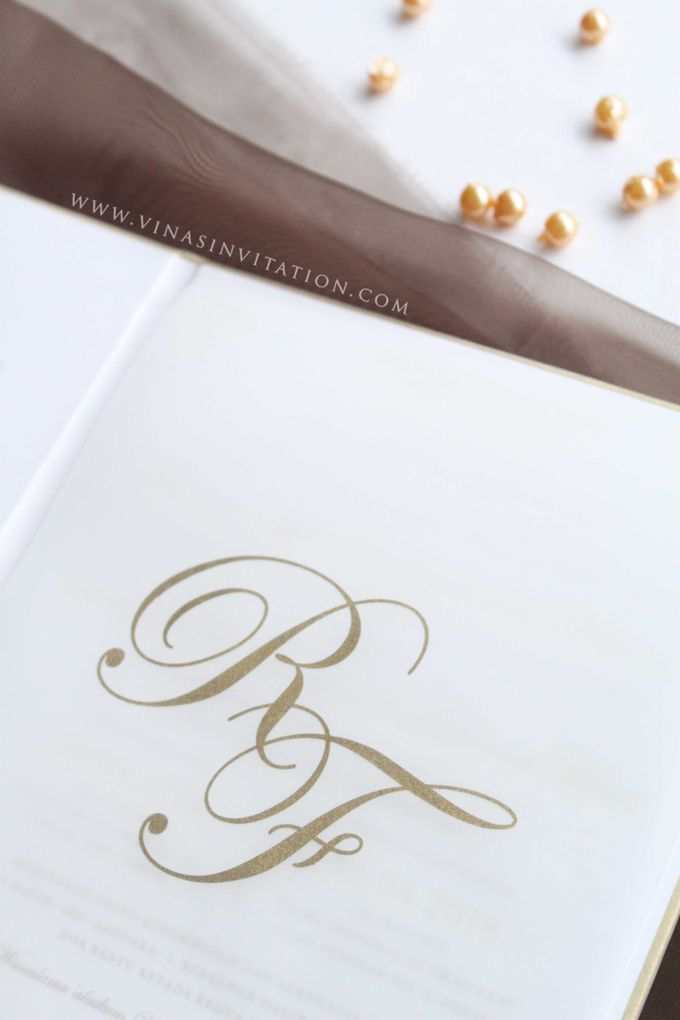 Rinni & Ferry by Vinas Invitation - 004