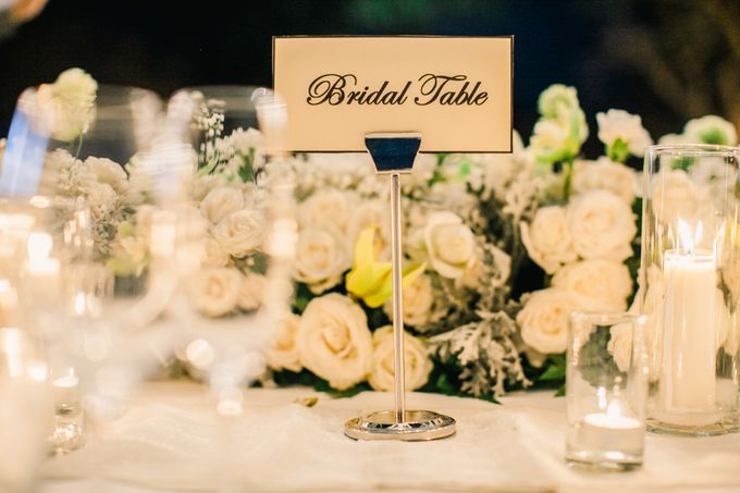 The Wedding of  Tian & Michael at Ayana Villa by Red Gardenia - 034