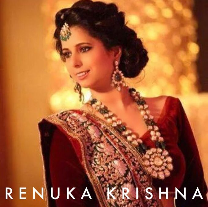 Makeup by Renuka Krishna - 045