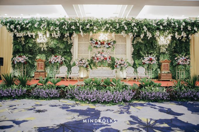 Mandailing Wedding Of Aldy & Marsha by Alfabet Catering - 004