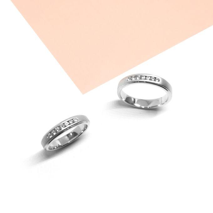 Diamond Wedding Ring eps 2 by Felicity Jewellery - 007