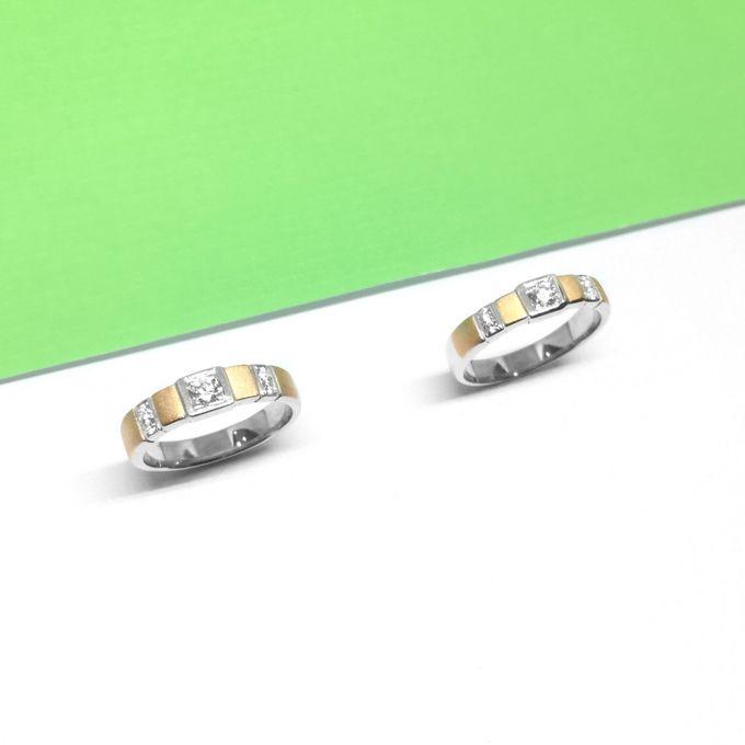 Diamond Wedding Ring eps 2 by Felicity Jewellery - 008