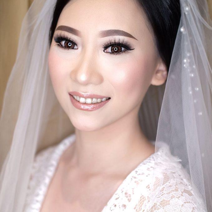 My Bride 2017 by VA Make Up Artist - 007