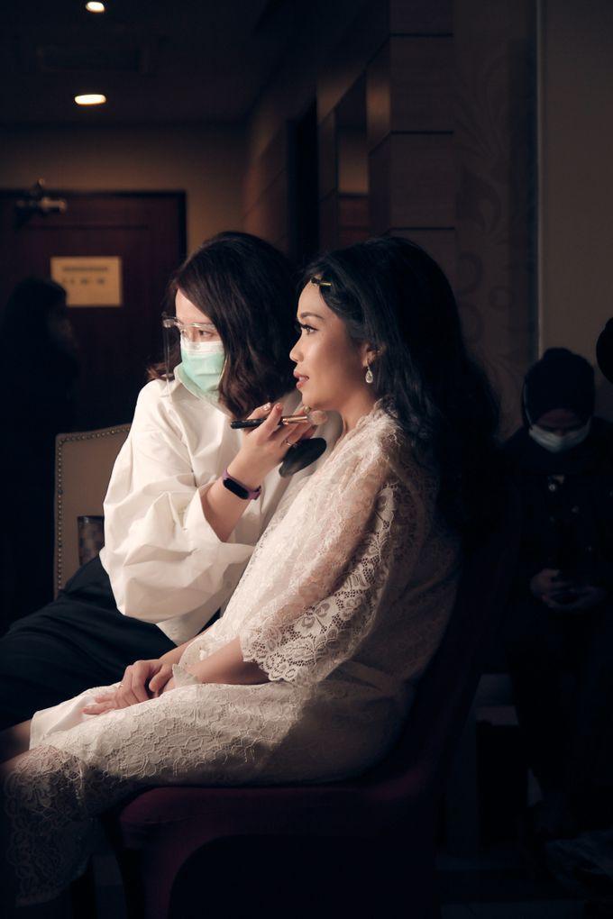 A Royal Wedding of dr. Erwin & dr. Feti by Khayim Beshafa One Stop Wedding - 003