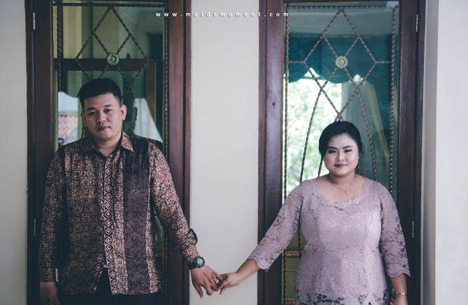 Engagement Siti Fatimah & Iqbal Desky by Molds Moment - 001