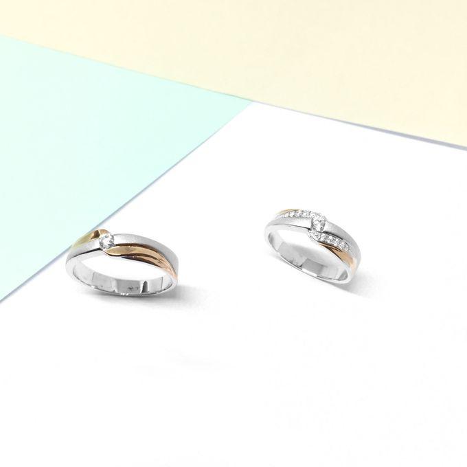 Diamond Wedding Ring eps 2 by Felicity Jewellery - 010