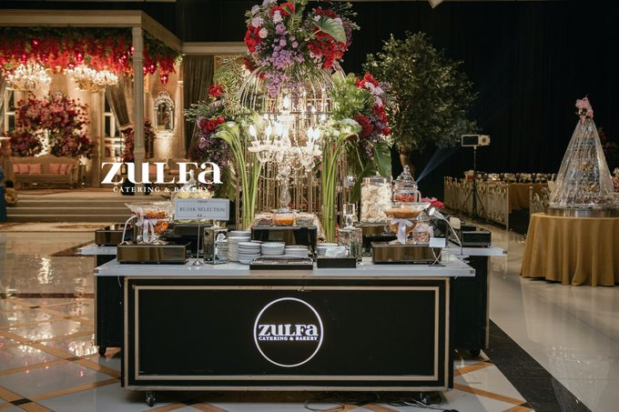 Balqis & Nasa - 14 December 2019 - Sudirman Grand Ballroom by Zulfa Catering - 014