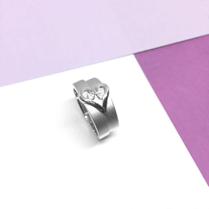 Diamond Wedding Ring eps 2 by Felicity Jewellery - 011