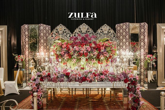 Balqis & Nasa - 14 December 2019 - Sudirman Grand Ballroom by Zulfa Catering - 016