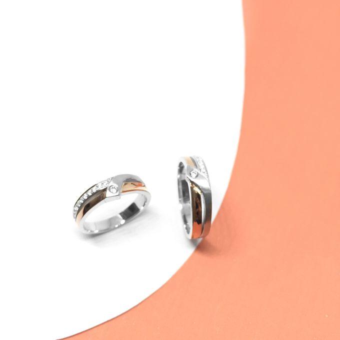Diamond Wedding Ring eps 2 by Felicity Jewellery - 012