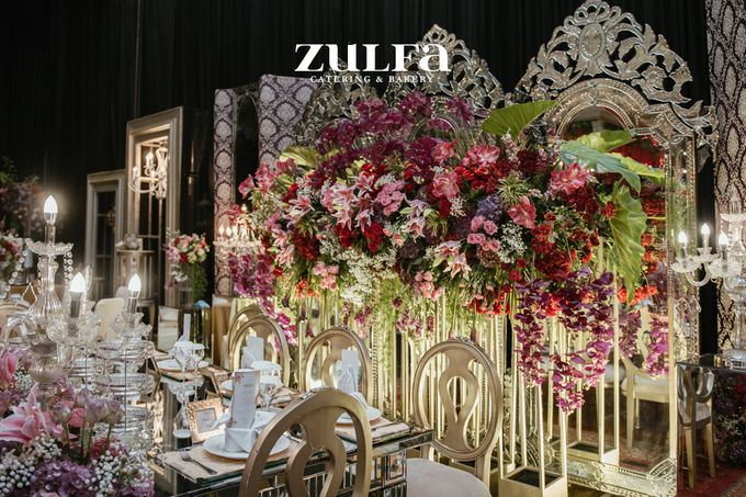 Balqis & Nasa - 14 December 2019 - Sudirman Grand Ballroom by Zulfa Catering - 021