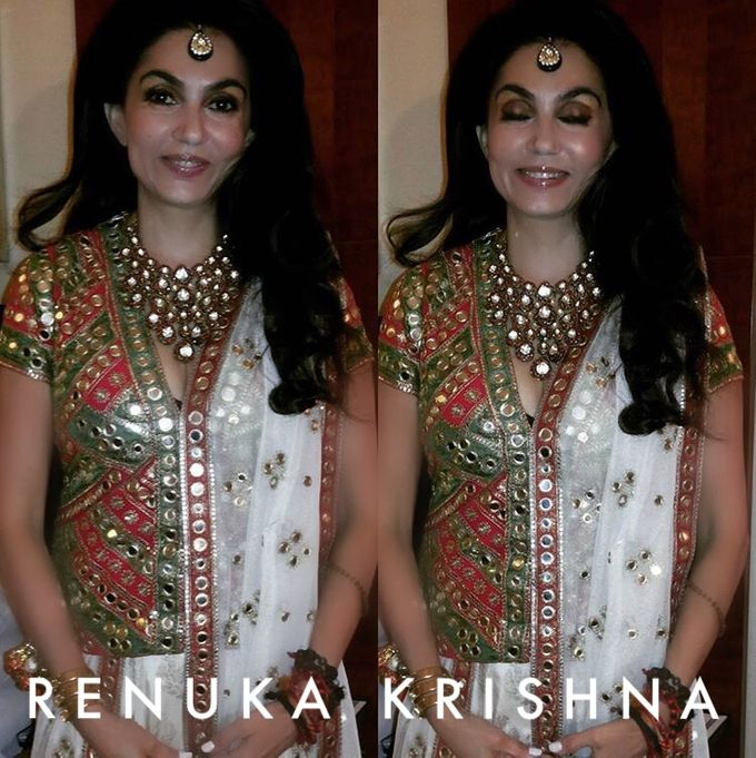 Makeup by Renuka Krishna - 047