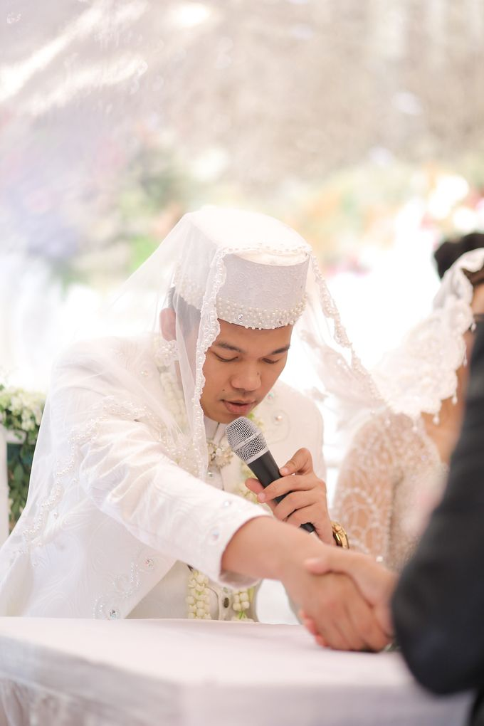 The Wedding of Gwen & Fahmi by Bondan Photoworks - 016
