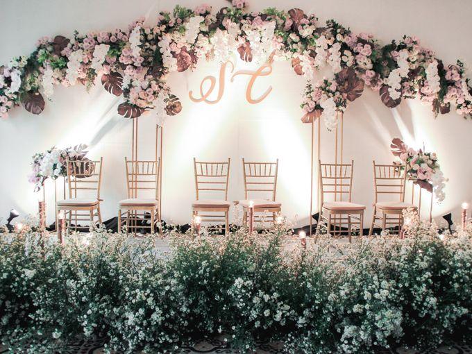 Fiori Wedding.Sam Claudia Wedding At The Hermitage Hotel By Fiori Co